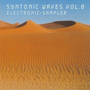 Cover Syntonic Waves 8