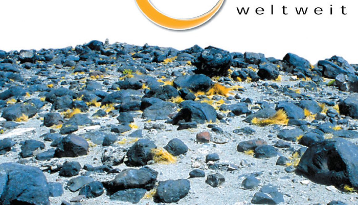 Cover Weltweit
