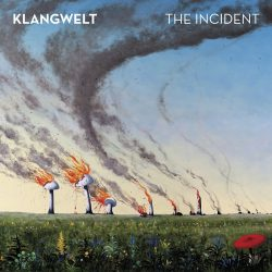 Klangwelt - The Incident (Front Cover)-700x700